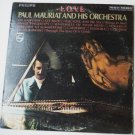 L.O.V.E. Paul Mauriat and his Orchestra lp LOVE