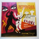 STRAVINSKY, PETROUCHKA, A BURLESQUE lp by Mitropoulos