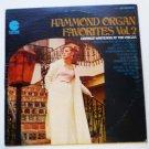 Hammond Organ Favorites Vol. 2 lp by George Whiteman