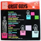 Twelve Great Guys lp by Various
