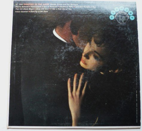 Dancing in the Dark lp by George Siravo and Hal McIntyre
