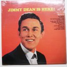Jimmy Dean is Here lp