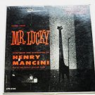 Music From Mr Lucky lp by Henry Mancini