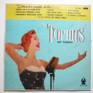 Top Hits of Today lp by Various Artists - Rare