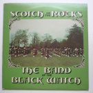 The Band Of The Black Watch Scotch On The Rocks lp