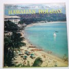 Music Of The Islands Hawaiian Holiday lp by Sam Makia