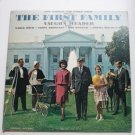 The First Family lp Vaughn Meader Earle Doud  Bob Booker
