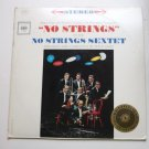 No Strings Music from the Richard Rodgers Hit Broadway Production lp