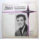 Songs America Sings Starring Jimmy Rodgers lp