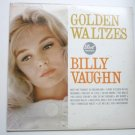Golden Waltzes lp by Billy Vaughn