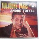 Toujours Paris lp by Andre Toffel