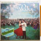 The 110 Strings Orchestra - Waltz Favorites lp