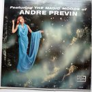 Featuring the Magic Moods of Andre Previn lp