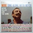 More Sing Along with Mitch lp by Mitch Miller and the Gang cl 1243