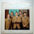 The Blackwood Brothers Quartet lp Featuring Cecil Blackwood