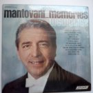 Memories lp by Mantovani