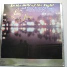 In the Still of the Night and Other Beautiful Songs lp by Living Strings