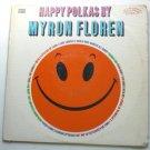 Happy Polkas By Myron Floren lp