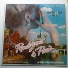Rendezvous a Paris Accordion de Paris Vol 2  by Jo Basile lp