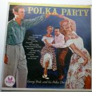 Polka Party lp by George Poole