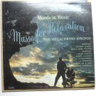 Moods in Music Music for Relaxation lp by The Melachrino Strings