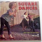 Square Dances with Calls lp by Emery Adams and The Corn Huskers