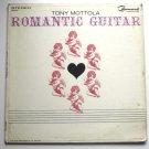 Tony Mottola - Romantic Guitar lp