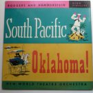 South Pacific - Oklahoma lp by Rodgers and Hammerstein