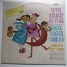 Victor Herbert on Stage lp with Roger Wagner