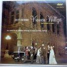 Hi Fi Vienna Viennese Waltzes lp by Karl Hofman