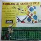Dixieland at Carnegie Hall lp by Various Artists