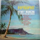 Music of Hawaii lp by Henry Mancini