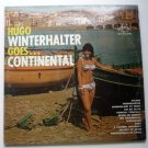 Hugo Winterhalter Goes Continental lp