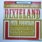 Live Performance in New Orleans Dixieland lp by Pete Fountain