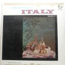 I Remember Italy Volume II lp by Pippo Barzizza Volume 2