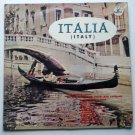 Italia Italy lp by Enzo DiMola