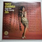 Toni Carroll Sings Hits of the Roaring 20s lp