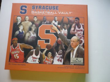 Syracuse University Basketball Vault by Mike Waters