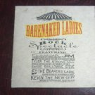 Rock Spectacle by Barenaked Ladies Live edition 1996 CD