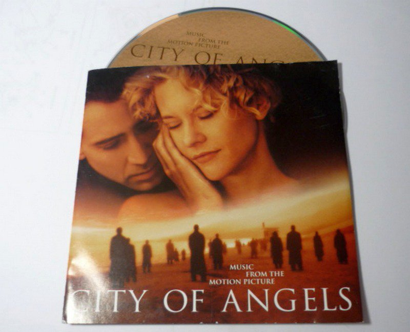 City Of Angels Music From The Motion Picture CD