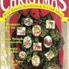 Christmas Year Round Needlework Craft Ideas Mag Jul/Aug 1990 -25 Project Sweater Door Decor