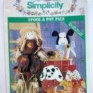 Simplicity Spool & Pot Pals 3787