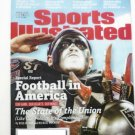 Sports Illustrated Magazine Nov 21 - 28 2016 Football In America