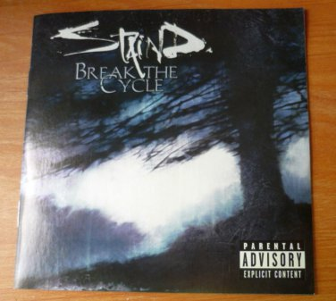 Staind CD Break the Cycle