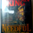 Needful Things - Hardcopy by Stephen King 0670839531