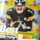 Sports Illustrated Magazine January 9 2017 B Roethlisberger on Cover