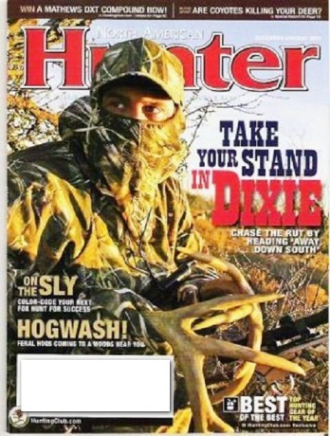 North American Hunter Magazine Dec Jan 2009 Top Hunting Gear