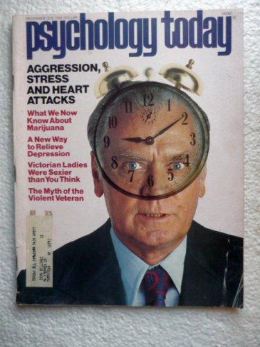 Psychology Today Magazine December 1976