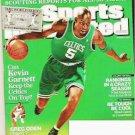 Nba Preview Sports Illustrated Kevin Garnett October 27 2008