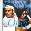 Sports Illustrated Magazine August 28 2017 Roger Federer Cover